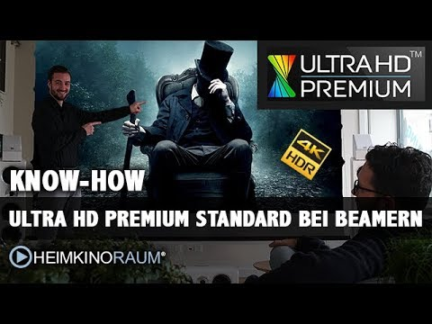 Know-How: UltraHD (UHD) Premium Standard bei Beamern