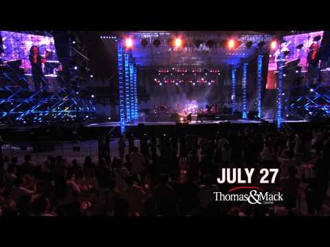 Yanni - Las Vegas @ Thomas & Mack Center - July 27, 2012