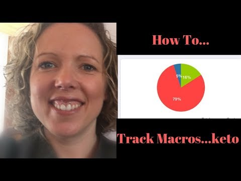 how-to-track-macros-for-keto-diet!!
