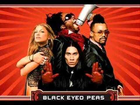 black eyed peas - hey mama lyric dirty