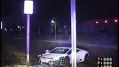 Lamborghini crash on Anna Maria Island