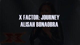 Video X FACTOR JOURNEY | ALISAH BONAOBRA download MP3, 3GP, MP4, WEBM, AVI, FLV September 2018