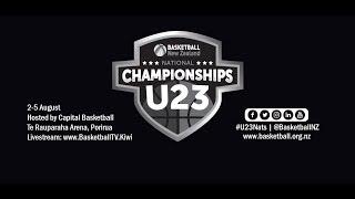 U23 Womens Pool Porirua v Canterbury