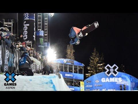 Chloe Kim wins Women's Snowboard SuperPipe gold | X Games Aspen 2019 Mp3