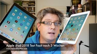 review ipad 2018