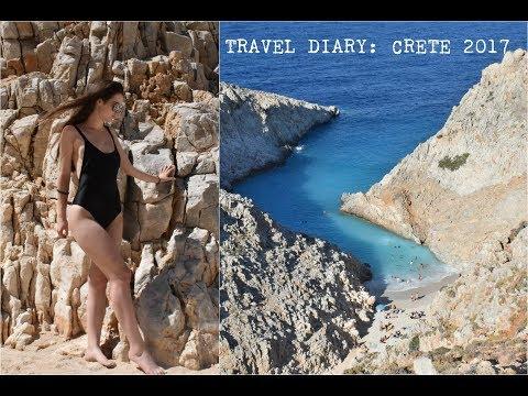 Travel Diary: Crete, Greece | 2017