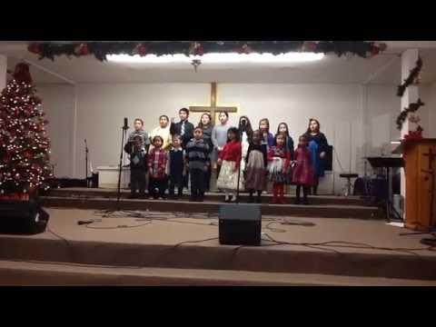Children's Christmas Program 2014 - Alliance Bible Church, Paramount