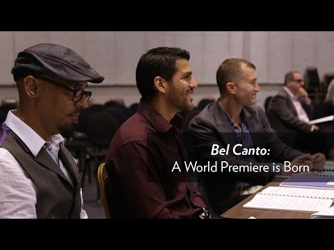 Bel Canto: A World Premiere is Born