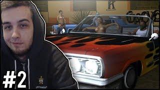 TANECZNE PORACHUNKI! - GTA: San Andreas #2
