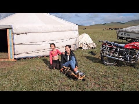 Mongolia Trip - from Beijing to Poland