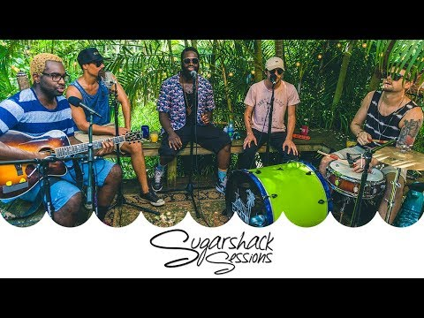 Darenots - Bows & Arrows ft. Kaleo Wassman (Live Acoustic) | Sugarshack Sessions