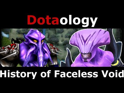 Dotaology: History Of Faceless Void