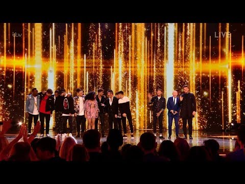 Download Youtube: The X Factor UK 2017 Results Live Shows Round 4 Winners Full Clip S14E23