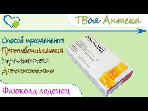 Флюколд таблетки (парацетамол, Хлорфенамин, Кофеин) показания, описание, отзывы