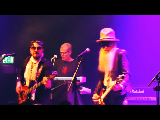 Supersonic Blues Machine - Running Whiskey - live@ Tivoli Utrecht, the Netherlands 9 July 2018