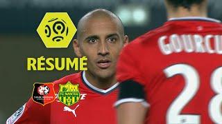Stade Rennais FC - FC Nantes (2-1)  - Résumé - (SRFC - FCN) / 2017-18