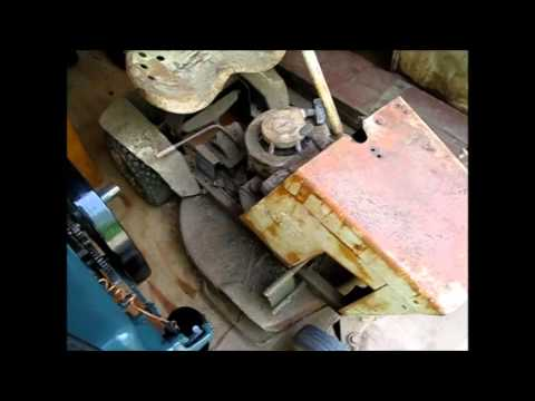 Antique Riding Mower