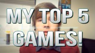 Video TDM Vlogs   MY TOP 5 GAMES!   Episode 23 download MP3, 3GP, MP4, WEBM, AVI, FLV Desember 2017