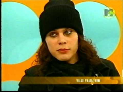 Ville Valo Interview with Anastasia Zampounidis @ MTV Select Germany 2001