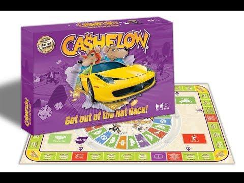 $0 to $300,000 in 30 min | Rich DAD Poor DAD Cashflow 101 game