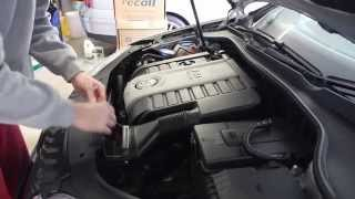 PCV VW Golf GTI Rabit Jetta Mk5 - BSH Fix includes engine cover removal