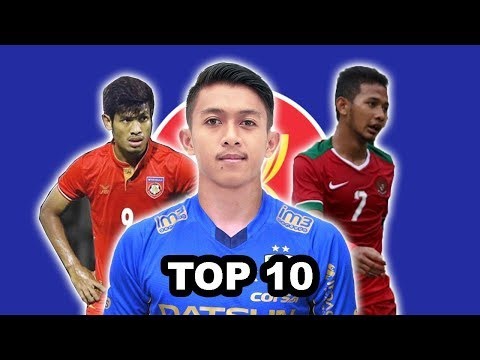 Top 10 Young Players (U21) In SouthEast Asia 2017/2018 (HD)