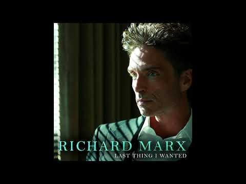 ♪ Richard Marx - Last Thing I Wanted | Singles #51/51