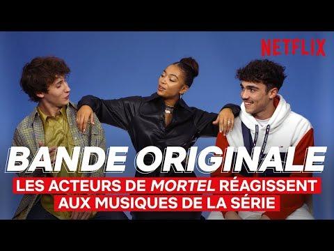 Download Les acteurs de Mortel réagissent aux musiques de la série   Bande Originale   Netflix France