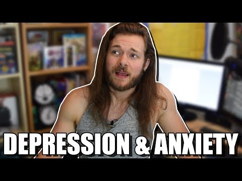 How I Deal With My Depression & Anxiety   You Are NOT Alone.