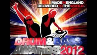 DJ HAZARD @ DNB AWARDS 2012
