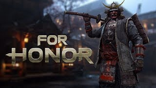 For Honor. Kensei storms the harbor.