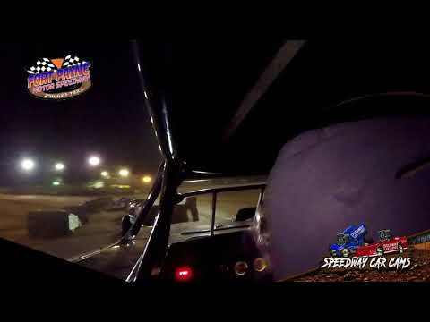 #62 Brandon Higgins - Sportsman - 7-14-18 Fort Payne Motor Speedway - In Car Camera