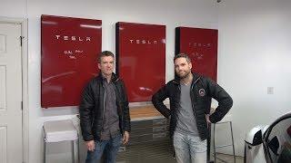 Tesla Powerwalls; What We Don't Like...