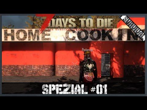 7 Days To Die Alpha 14 Deutsch Lpt Zu Besuch Bei Pedamos