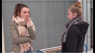 Dziewczyna w ciąży zaczęła palić, żeby mieć łatwiejszy poród [Szkoła odc. 415]