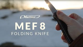 Marttiini MEF Folding Knife