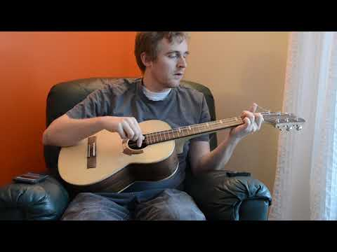 Long scale 6 string baritone Ukulele (a different tuning)