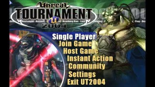 Unreal Tournament 2004: Multiplayer Chaos and Fun!