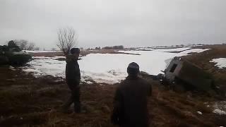 видео Механизмы управления МТЛБ