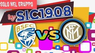 Brescia Vs Inter  Ita