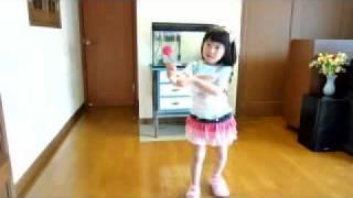 大好きなおはガールメープルの レッツミラ☆テクをマネしてみました。