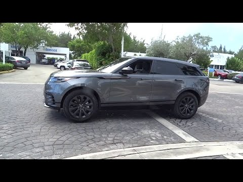 Warren Henry Range Rover >> 2018 Land Rover Range Rover Velar Miami, Aventura, Fort Lauderdale, Broward, Miami Beach, FL ...
