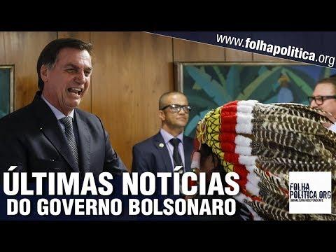 Últimas notícias do Governo Bolsonaro: Caminhoneiros; Encontro com estudantes; pronunciamento