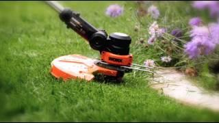 WORX WG175 12'' 32V MaxLithium Cordless Grass Trimmer/Edger/Mini Mower