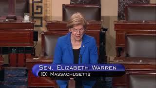 Senator Warren Delivers Floor Speech on Vote to Save Net Neutrality