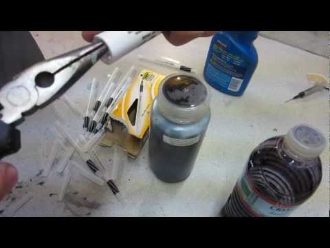 How To Make Graffiti Ink