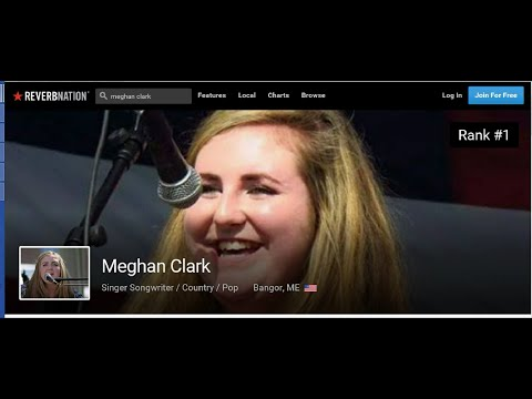 New Country Music Singer- Song Writer Meghan Clark Local From Calais, Maine