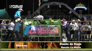 Rancho La Misión Dueño de nada Vs Moreno (Tetecala) Tepalcingo, Mor 20 Sep 14