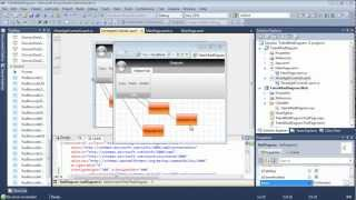 Diagram - Part 5: Using RadDiagram with RadRibbonBar (Silverlight & WPF)