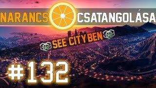 Narancs csatangolása See City-ben : 132 - Vasárnap esti chill 😎😎
